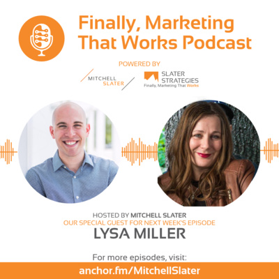 #011, Lysa Miller, LadyBugz Interactive CEO Discusses Brand Development Using Web Solutions